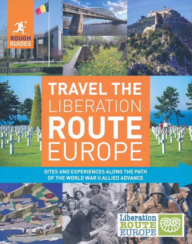 Travel the Liberation Route Europe | Rough Guide 9781789194302  Rough Guide Rough Guides  Historische reisgidsen, Reisgidsen Europa
