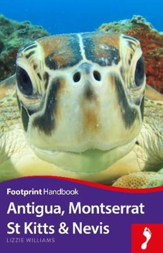 Focus Antigua, Barbuda 9781911082064  Footprint Handbooks Footprint Focus Guides  Reisgidsen Overig Caribisch gebied