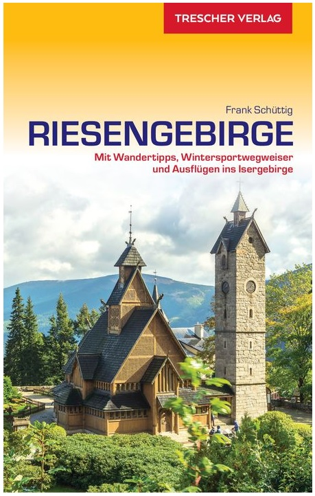 Riesengebirge | reisgids 9783897944589  Trescher Verlag   Reisgidsen Slowakije