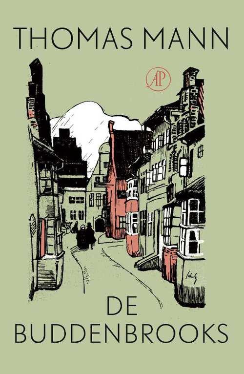 De Buddenbrooks | Thomas Mann 9789029524377 Thomas Mann Arbeiderspers   Reisverhalen Sleeswijk-Holstein