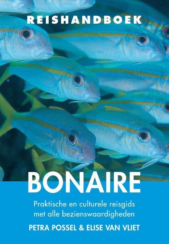 Elmar Reishandboek Bonaire 9789038925325 Petra Possel Elmar Elmar Reishandboeken  Reisgidsen Aruba, Bonaire, Curaçao