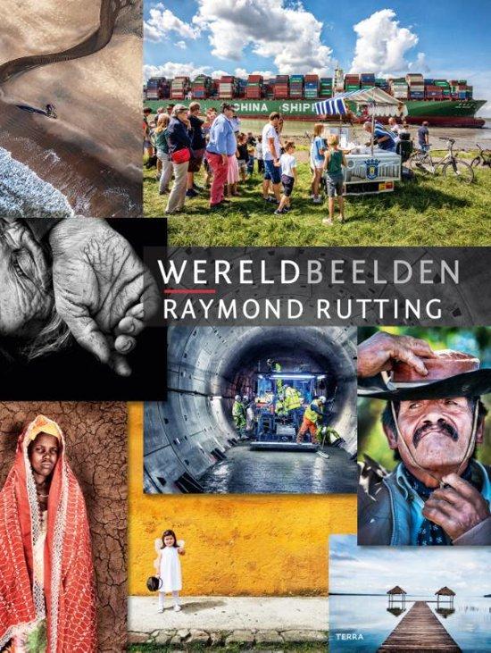 Wereldbeelden | Raymond Rutting 9789089898050 Raymond Rutting Terra   Fotoboeken Wereld als geheel