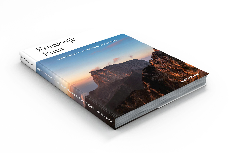 Frankrijk Puur 9789090323497 Martijn Joosse Pumbo   Cadeau-artikelen, Reisgidsen Frankrijk