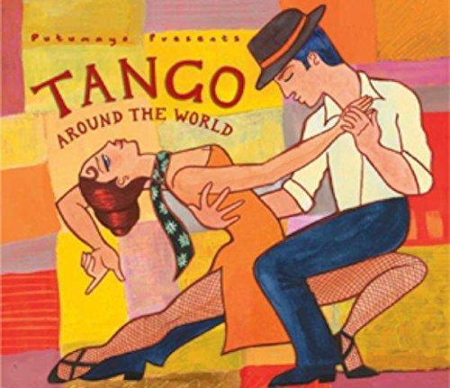 Tango around the world PUTU271  Putumayo World Music CD  Muziek Wereld als geheel