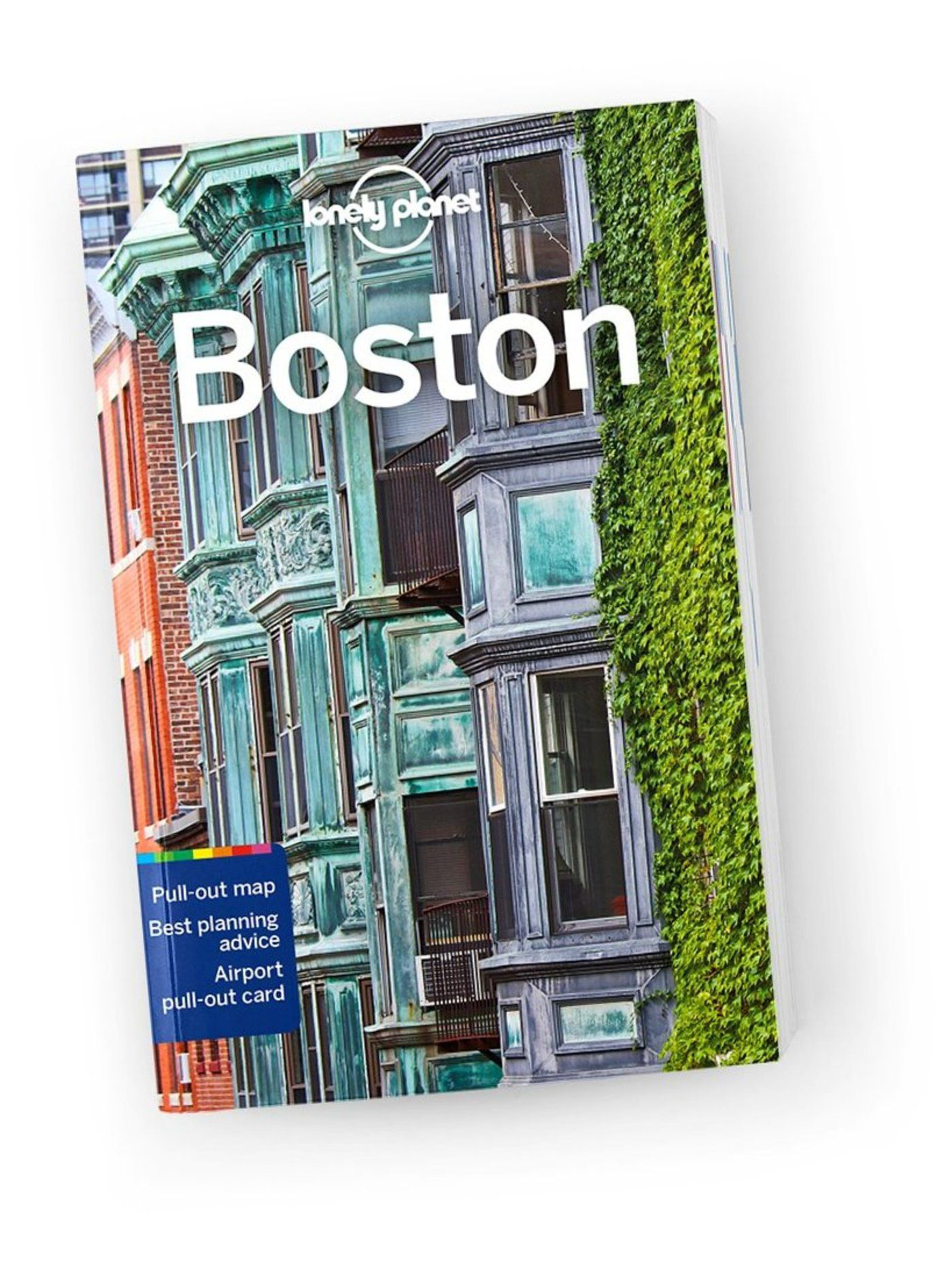 Lonely Planet Boston 9781786571786  Lonely Planet Cityguides  Reisgidsen New England