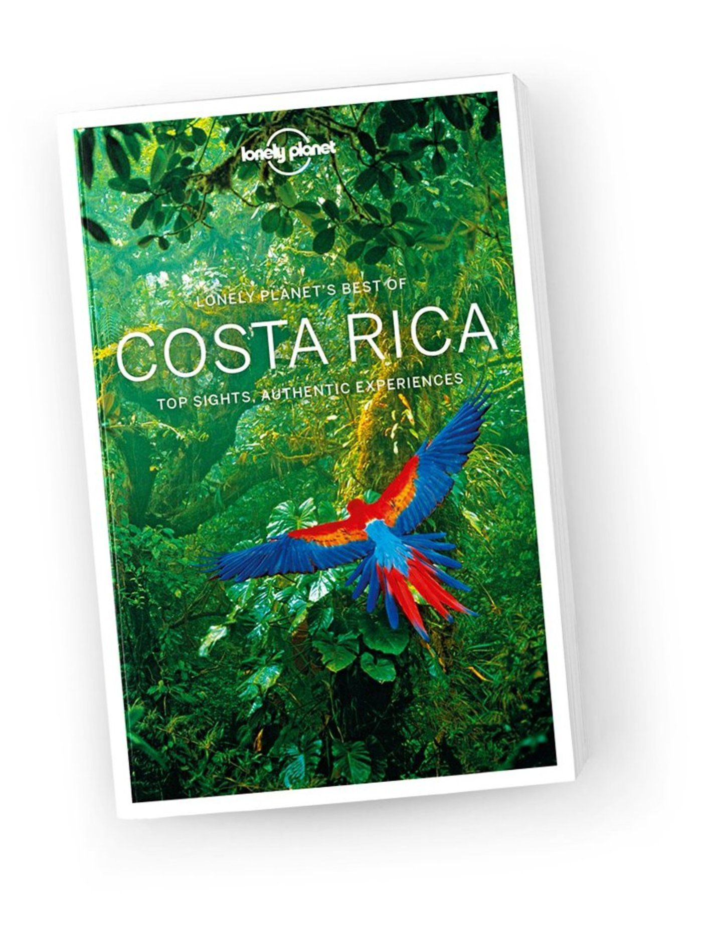 Best of Costa Rica | Lonely Planet 9781786572677  Lonely Planet Best of ...  Reisgidsen Costa Rica