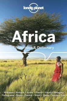 Africa Lonely Planet phrasebook 9781786574763  Lonely Planet Phrasebooks  Taalgidsen en Woordenboeken Afrika