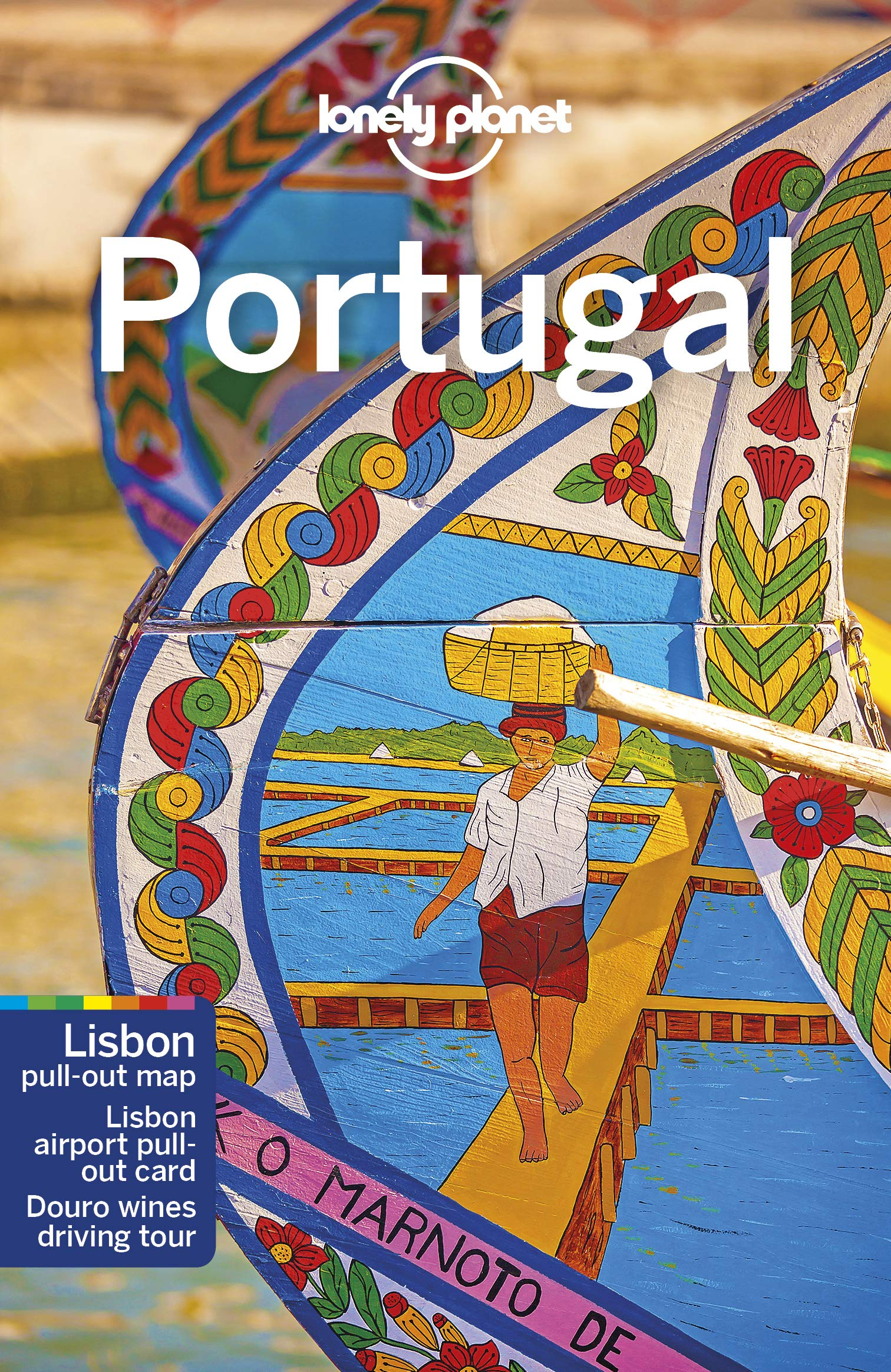 Lonely Planet Portugal 9781786578013  Lonely Planet Travel Guides  Reisgidsen Portugal