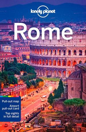 Rome | Lonely Planet 9781787014138  Lonely Planet Cityguides  Reisgidsen Rome, Lazio
