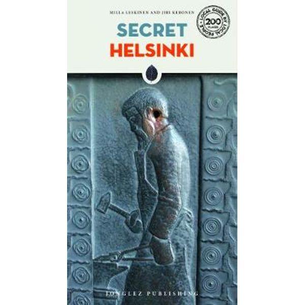 Secret Helsinki 9782361951702  Jonglez   Reisgidsen Finland
