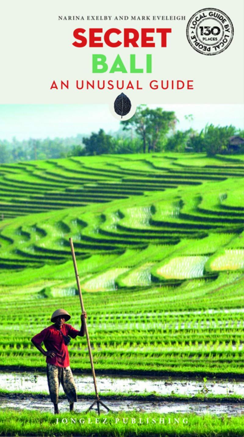 Secret Bali 9782361953256  Jonglez   Reisgidsen Indonesië