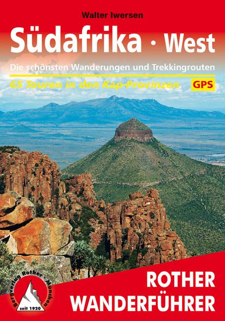 Rother wandelgids Südafrika West | Rother Wanderführer 9783763343690  Bergverlag Rother RWG  Wandelgidsen Zuid-Afrika