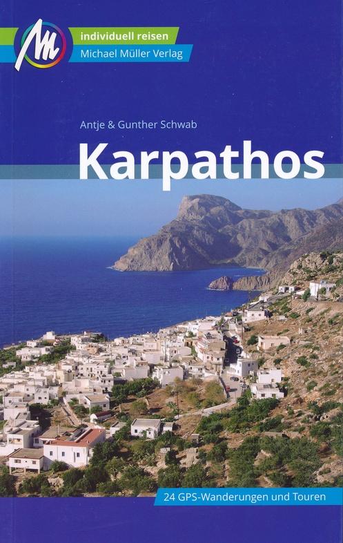 Karpathos | reisgids 9783956545900 Schwab Michael Müller Verlag   Reisgidsen Egeïsche Eilanden