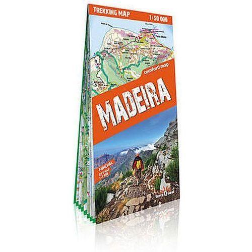 Madeira 1:50.000 9788361155669  TerraQuest   Wandelkaarten Madeira