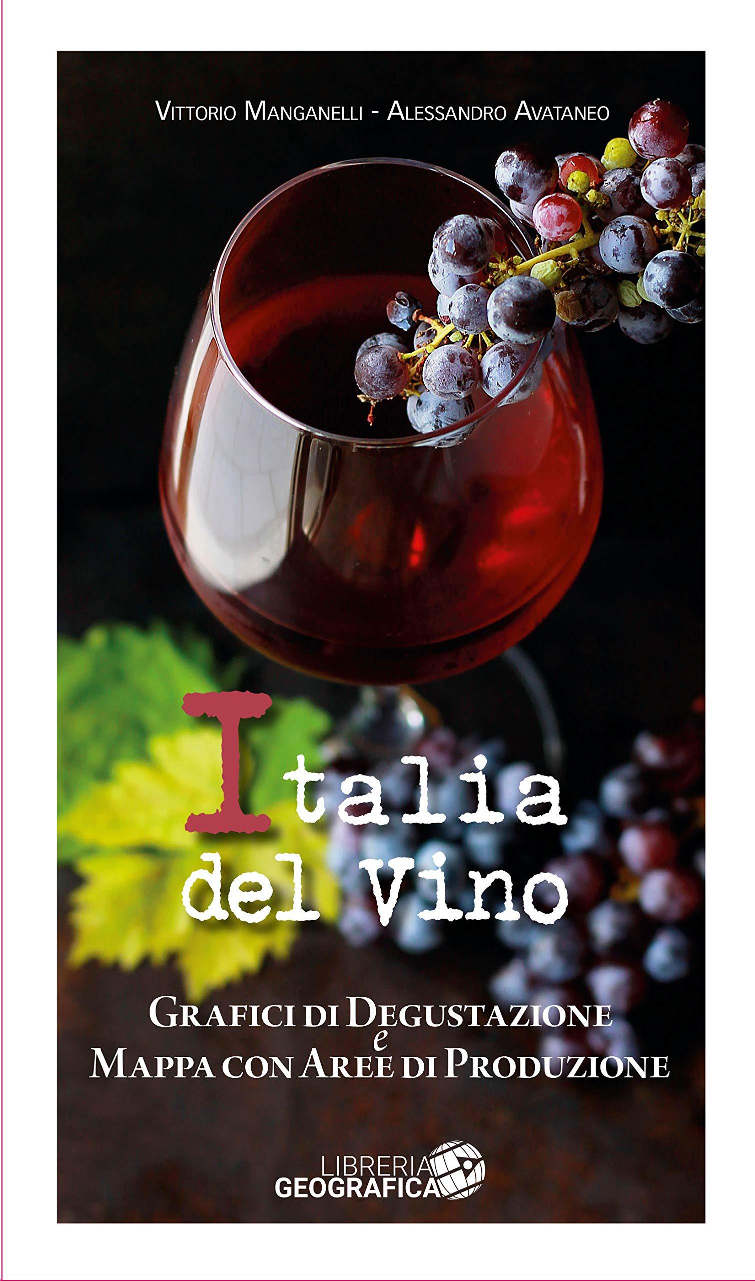 L'Italia del Vino 9788869853050  Geo4Map   Culinaire reisgidsen, Wandkaarten, Wijnreisgidsen Italië