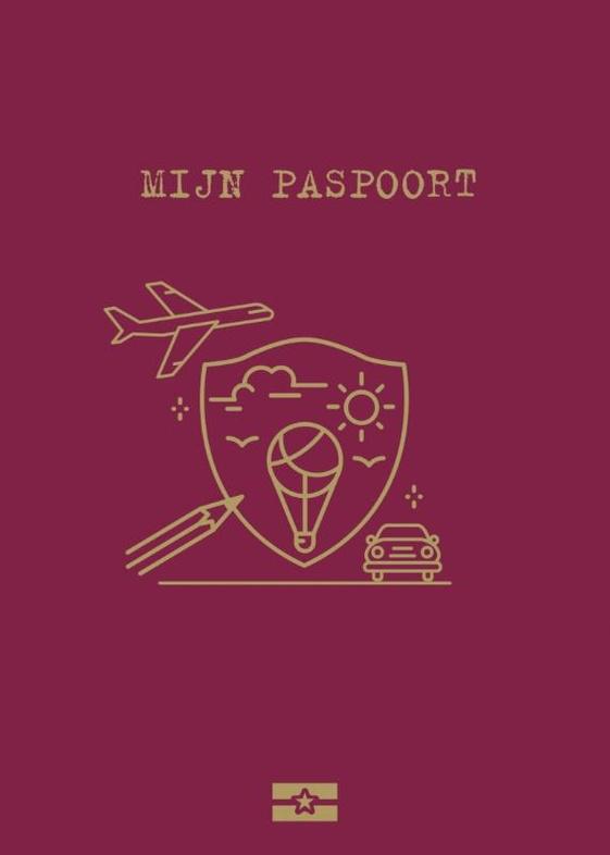Mijn paspoort 9789025874759  WPG Media   Kinderboeken, Landeninformatie Wereld als geheel