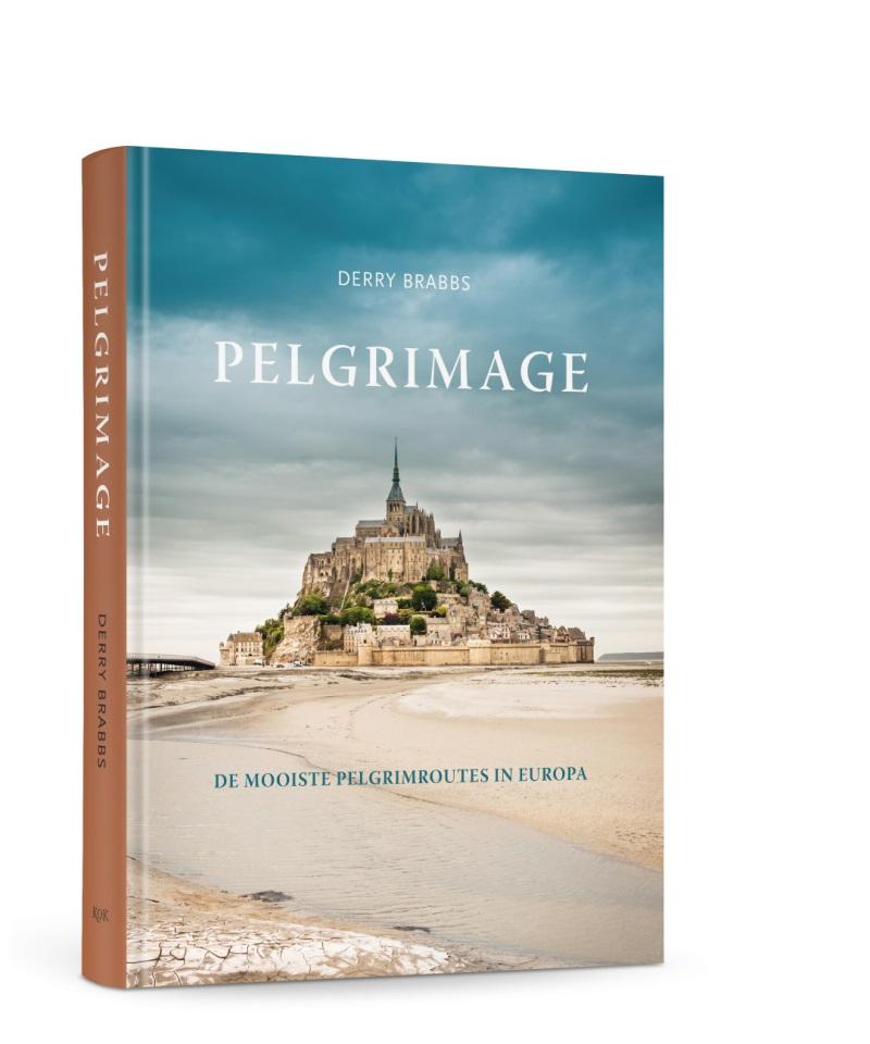 Pelgrimage | Derry Brabbs 9789043529273 Derry Brabbs Kosmos   Lopen naar Rome, Santiago de Compostela, Wandelgidsen Europa