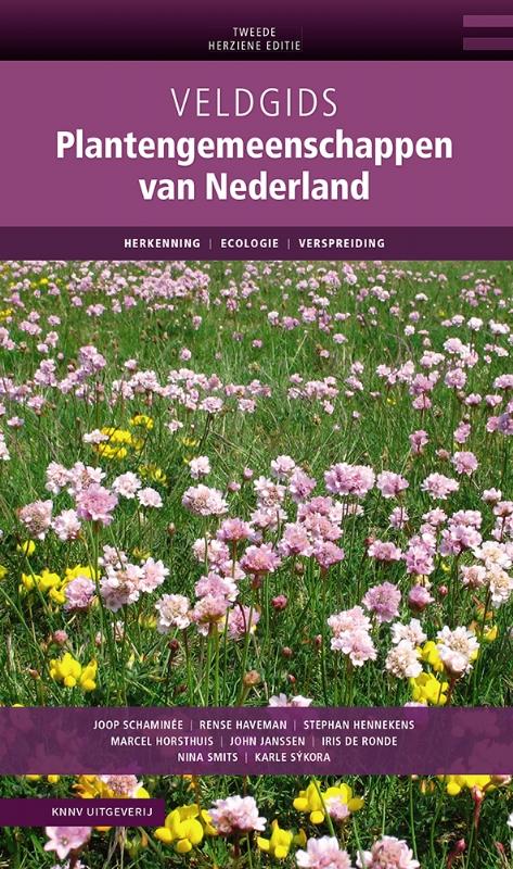 Veldgids Plantengemeenschappen 9789050117081 J Schaminée, K Sýkora, N Smits, M Horsthuis KNNV Veldgidsen  Natuurgidsen, Plantenboeken Nederland