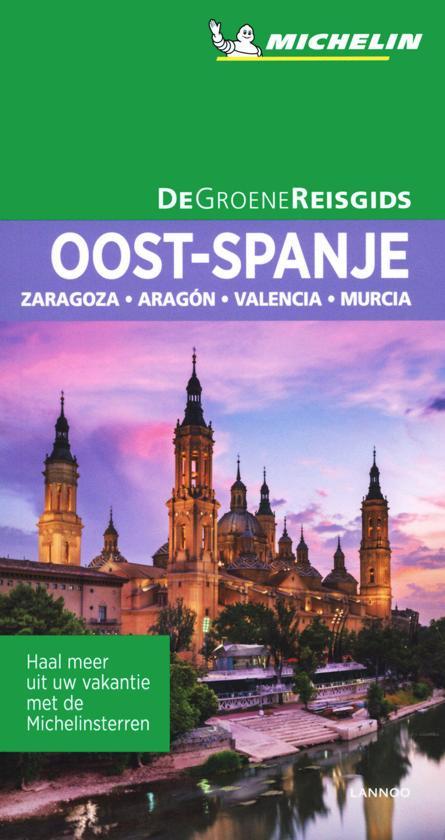 Oost-Spanje | Michelin reisgids 9789401457347  Michelin Michelin Groene gidsen  Reisgidsen Midden-Spanje