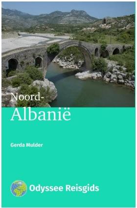Noord-Albanië | reisgids 9789461230621 Gerda Mulder Odyssee   Reisgidsen Albanië