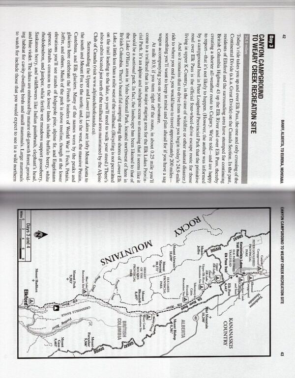 Cycling the Great Divide   fietsgids 9781594858192 Michael McCoy The Mountaineers   Fietsgidsen, Meerdaagse fietsvakanties VS-West, Rocky Mountains