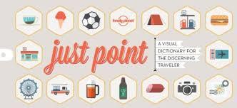 Just Point | Lonely Planet 9781760340636  Lonely Planet   Taalgidsen en Woordenboeken Wereld als geheel