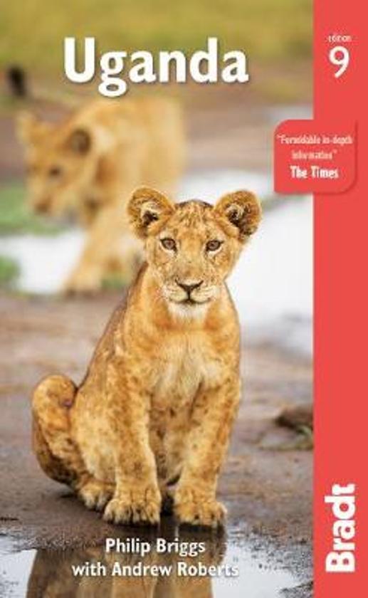 The Bradt Guide to Uganda | reisgids 9781784776428 Briggs Bradt   Reisgidsen Uganda, Rwanda, Burundi, Ruwenzorigebergte