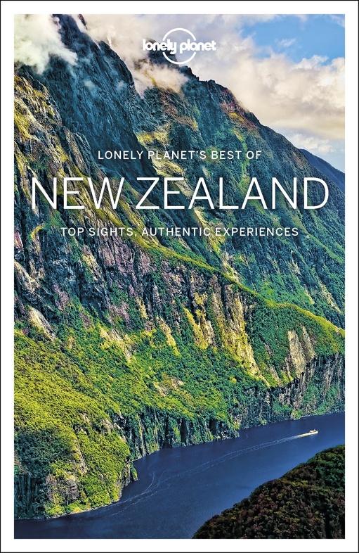 Best of New Zealand 9781786571878  Lonely Planet Best of ...  Reisgidsen Nieuw Zeeland
