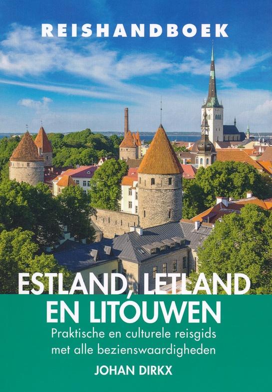 Elmar Reishandboek Estland, Letland en Litouwen 9789038926889  Elmar Elmar Reishandboeken  Reisgidsen Baltische Staten en Kaliningrad