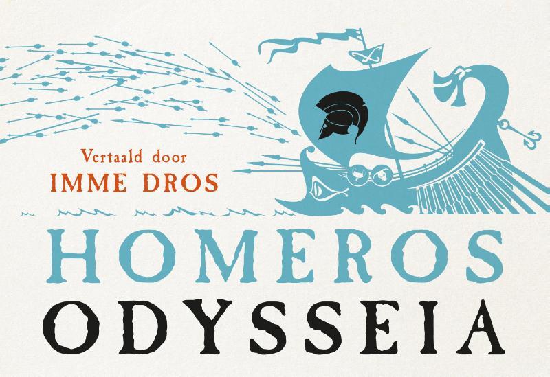 Homeros Odysseia | Dwarsligger 9789049807573 Homerus, Imme Dros Dwarsligger®   Historische reisgidsen, Reisverhalen Griekenland