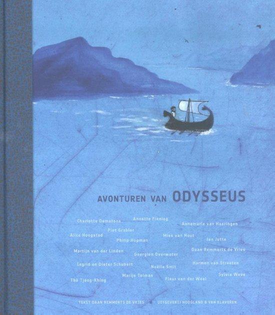 Avonturen van Odysseus | Homerus 9789089671936 Homerus Hoogland & Van Klaveren   Historische reisgidsen, Kinderboeken, Landeninformatie, Reisverhalen Griekenland