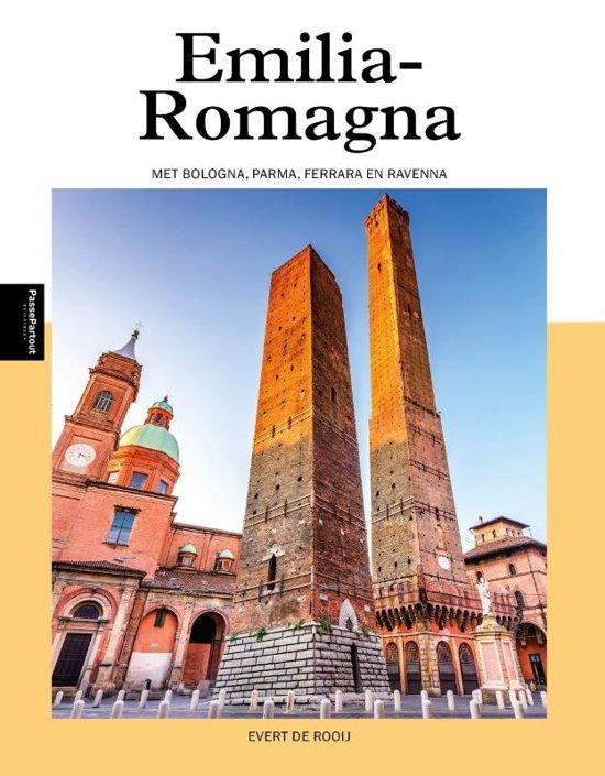 Emilia Romagna | reisgids 9789493160460 Evert de Rooij Edicola   Reisgidsen Bologna, Emilia-Romagna