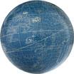 Mercator Sphere, blue / ivory GL216  Authentic Models Globes / Wereldbollen  Globes Wereld als geheel