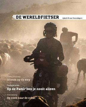 De Wereldfietser | herfst 2018 WF18D  De Wereldfietser Tijdschriften  Reisgidsen