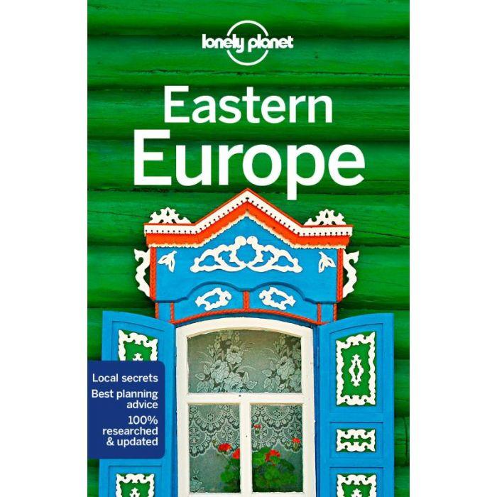 Lonely Planet Eastern Europe 9781787013704  Lonely Planet Travel Guides  Reisgidsen Centraal- en Oost-Europa, Balkan, Siberië