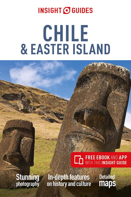 Insight Guide Chile (Chili) 9781789191578  APA Insight Guides/ Engels  Reisgidsen Chili