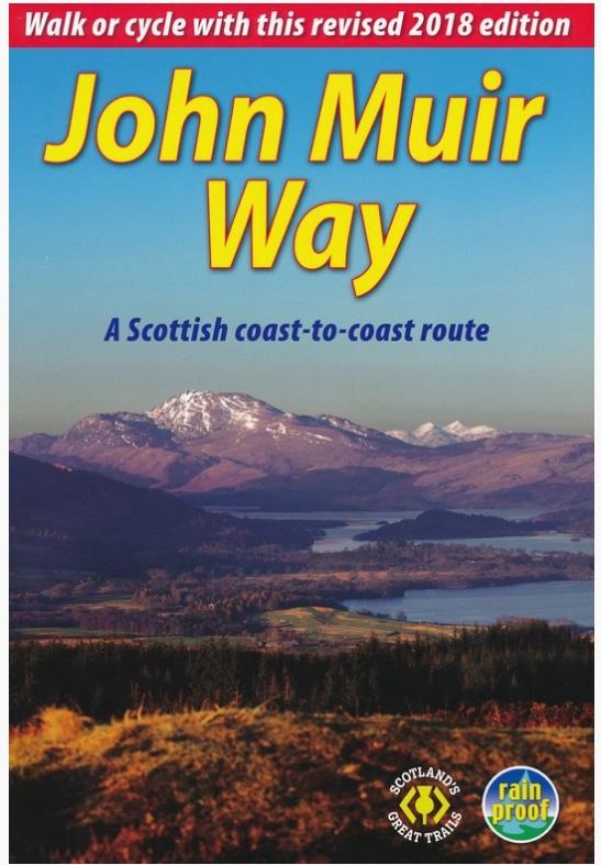 John Muir Way 9781898481836  Rucksack Readers   Meerdaagse wandelroutes, Wandelgidsen de Schotse Hooglanden (ten noorden van Glasgow / Edinburgh)