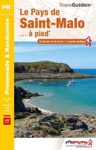 P351  le Pays de Saint-Malo | wandelgids 9782751410369  FFRP Topoguides  Wandelgidsen Normandië