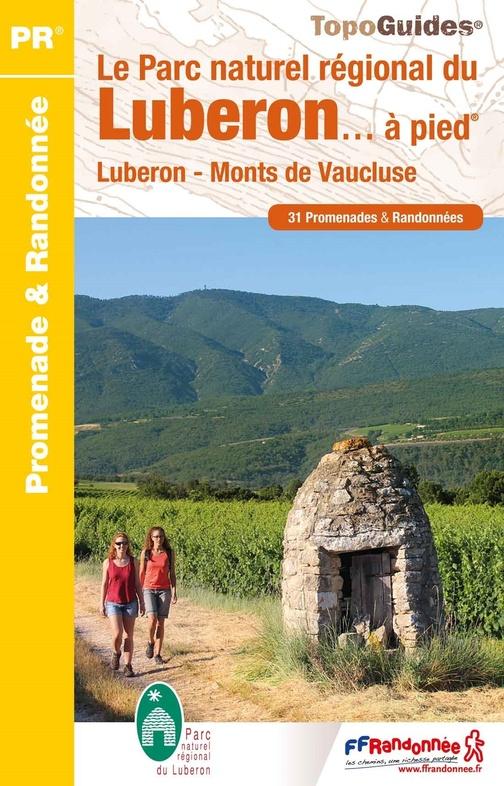 PN01 Luberon | wandelgids 9782751410390  FFRP Topoguides  Wandelgidsen Provence, Marseille, Camargue