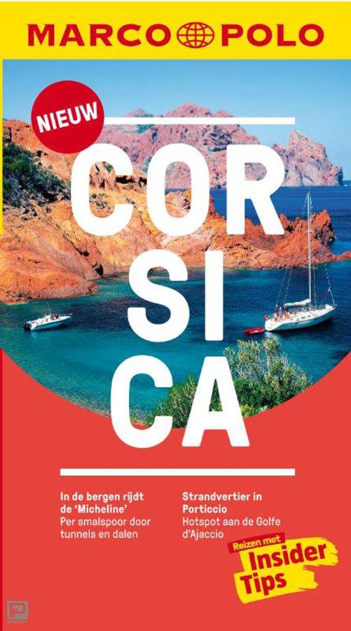 Marco Polo Corsica 9783829758383  Marco Polo MP reisgidsjes  Reisgidsen Corsica