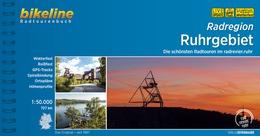 Bikeline Ruhrgebiet, Radatlas | fietsgids 9783850007641  Esterbauer Bikeline  Fietsgidsen Ruhrgebied