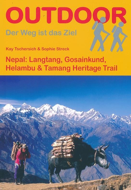 Trekking durch Helambu, Gosainkund und Langtang | wandelgids (Duitstalig) 9783866861527  Conrad Stein Verlag Outdoor - Der Weg ist das Ziel  Meerdaagse wandelroutes, Wandelgidsen Nepal