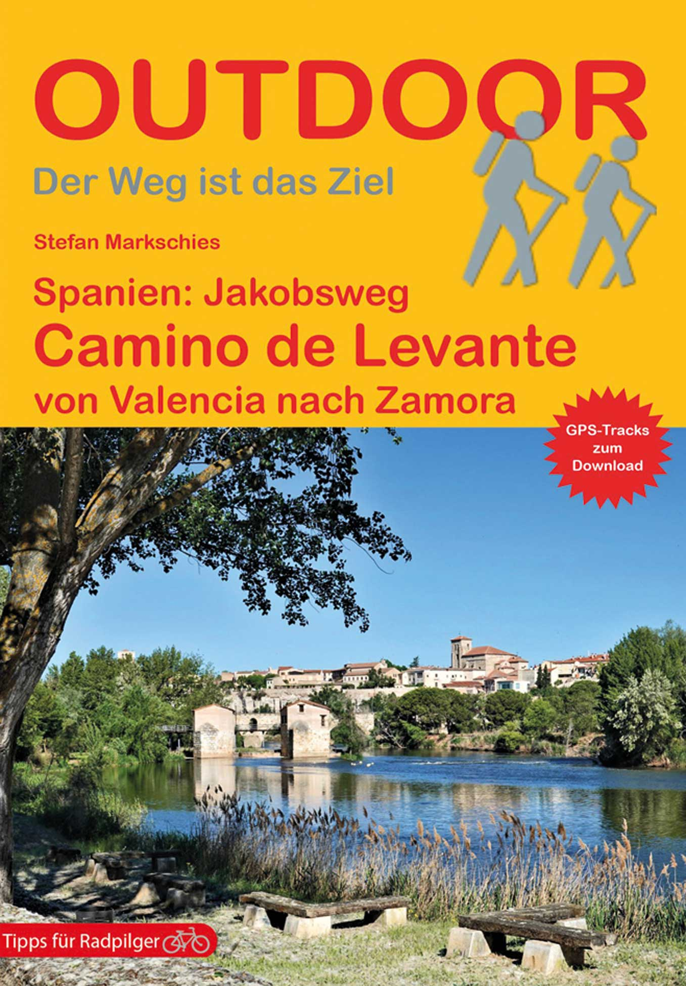 Jakobsweg Camino de Levante | wandelgids Jacobsroute 9783866865938  Conrad Stein Verlag Outdoor - Der Weg ist das Ziel  Fietsgidsen, Santiago de Compostela, Wandelgidsen Spanje