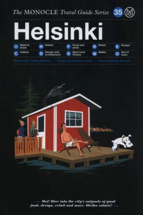 The Monocle Travel Guide to Helsinki 9783899559606  Gestalten   Reisgidsen Finland