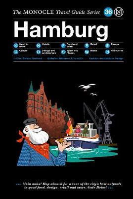 The Monocle Travel Guide to Hamburg 9783899559705  Gestalten   Reisgidsen Hamburg