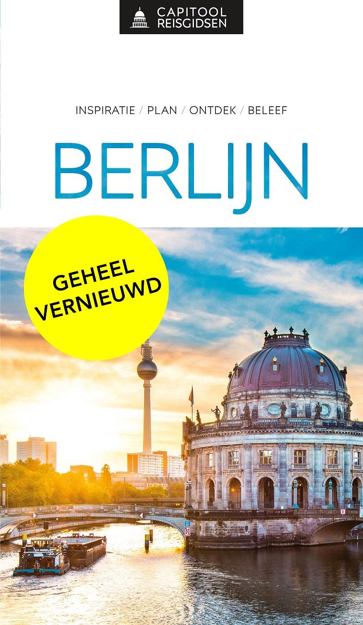 Capitool gids Berlijn 9789000369003  Unieboek Capitool Reisgidsen  Reisgidsen Berlijn