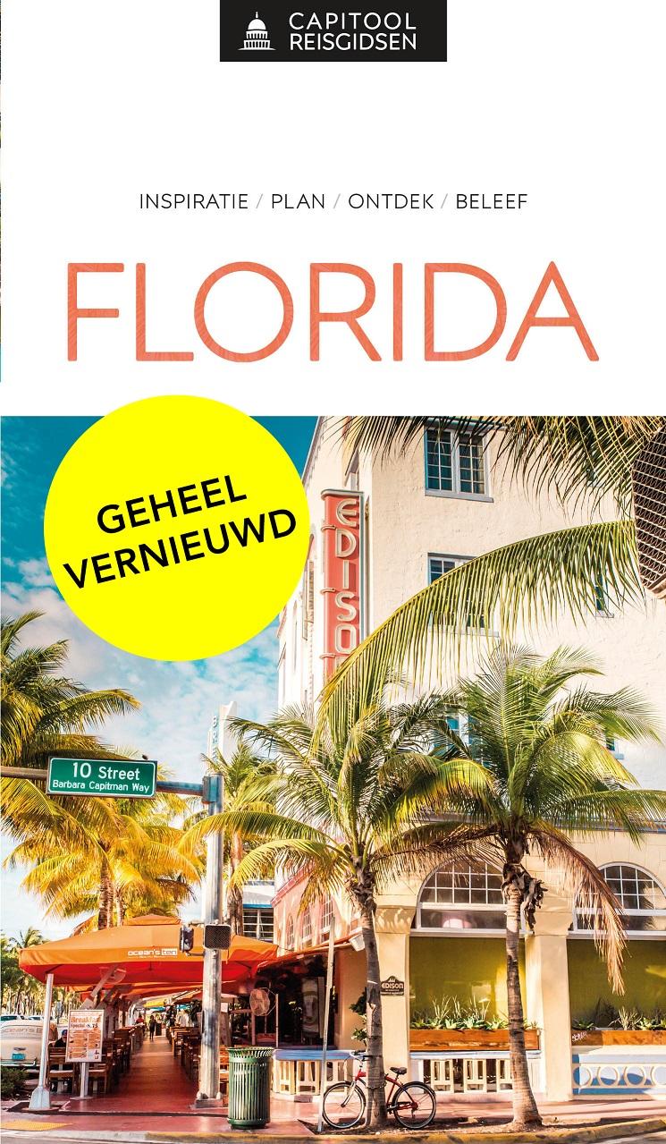 Capitool gids Florida 9789000369027  Unieboek Capitool Reisgidsen  Reisgidsen Florida