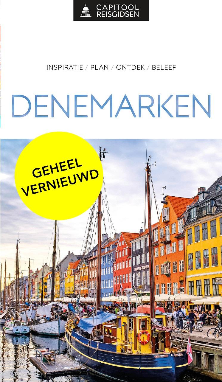 Capitool gids Denemarken 9789000369119  Unieboek Capitool Reisgidsen  Reisgidsen Denemarken