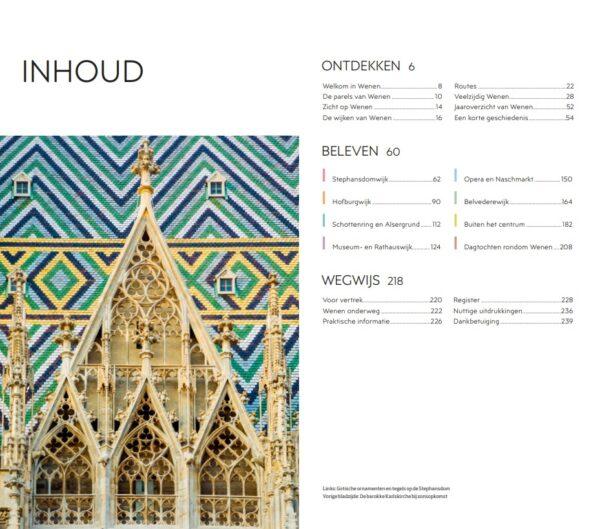 Capitool gids Wenen 9789000369232  Unieboek Capitool Reisgidsen  Reisgidsen Wenen, Noord- en Oost-Oostenrijk