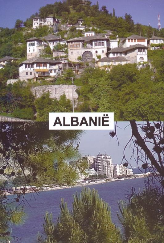 Albanië | reisgids 9789993826743 Jules Albrechts Jules Albrechts   Reisgidsen Albanië